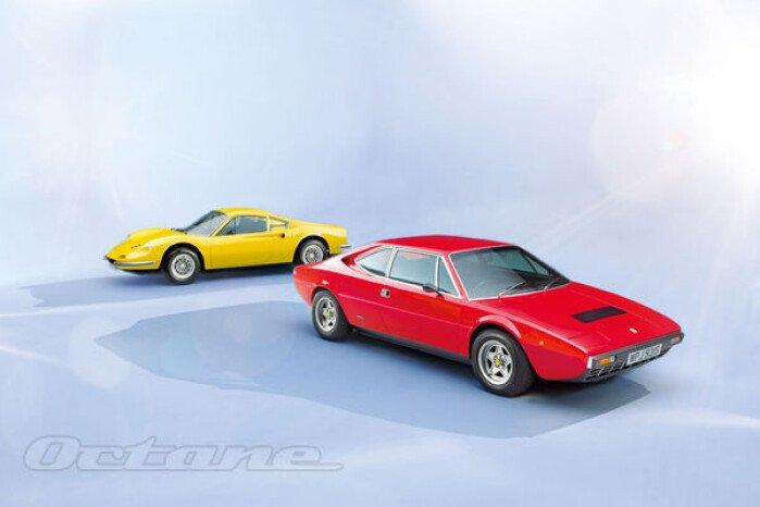 Ferrari Dino Duel: 246GT vs 308GT4