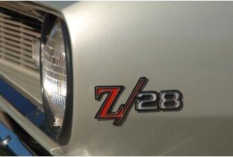 Camaro Z28 logo