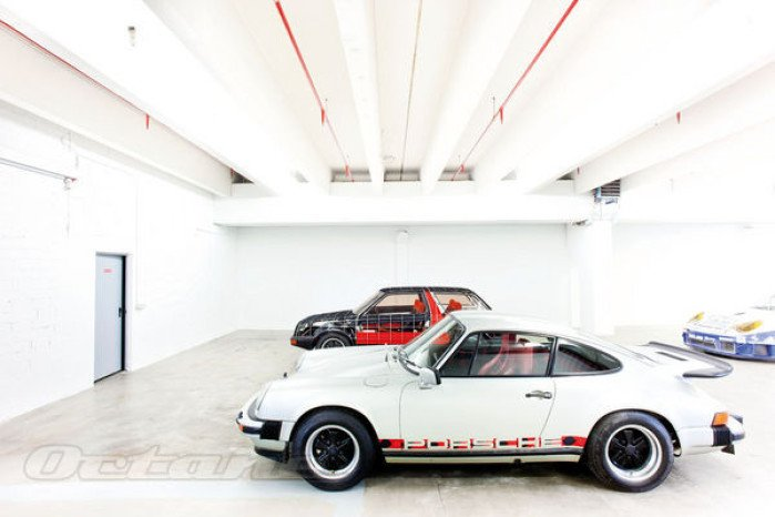 Inside Porsche's Secret Stuttgart Storage Facility