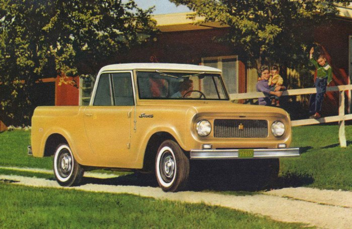 International Harvester Scout Collectors Guide: Part 1