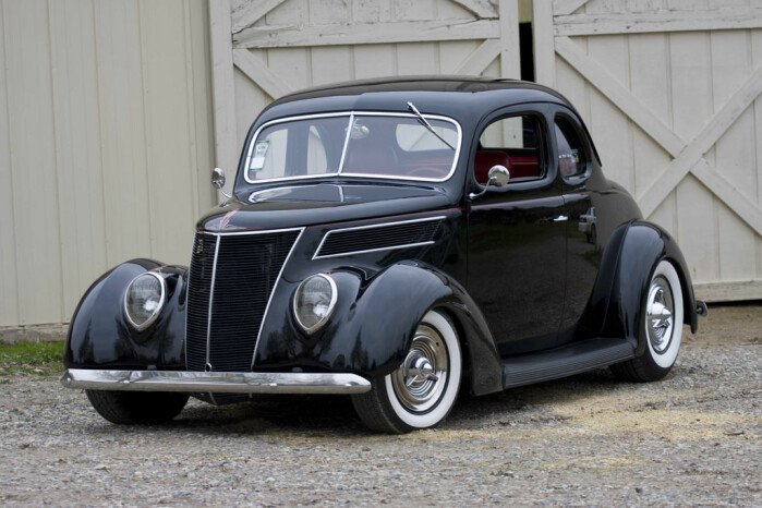 1937 Ford - One Top-Notch Tail Dragger