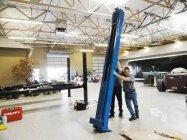 The Lowdown on Garage Lifts: Part 4