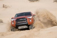Toyota Unveils TRD Pro Series Off-Road Prepped Vehicle Line