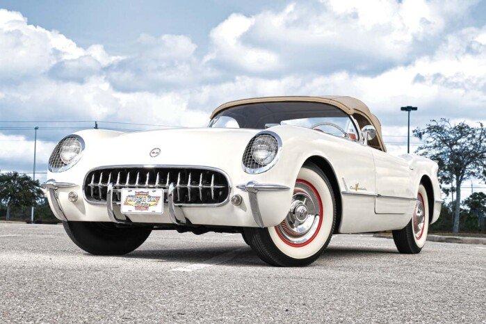 1955 Chevrolet Corvette Guide