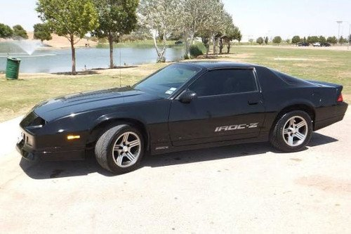 1988-1992 Chevrolet Camaro 1LE: The Original Factory Racer