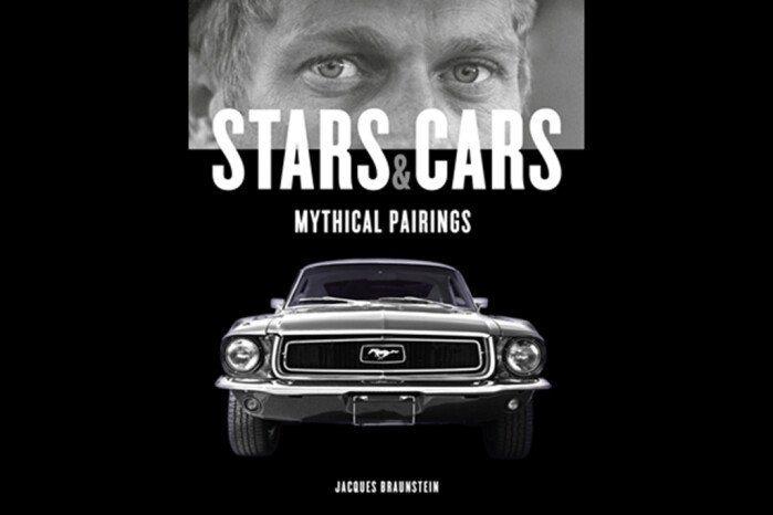 """Cool Movie Cars in New """"Stars and Cars"""" Book"""