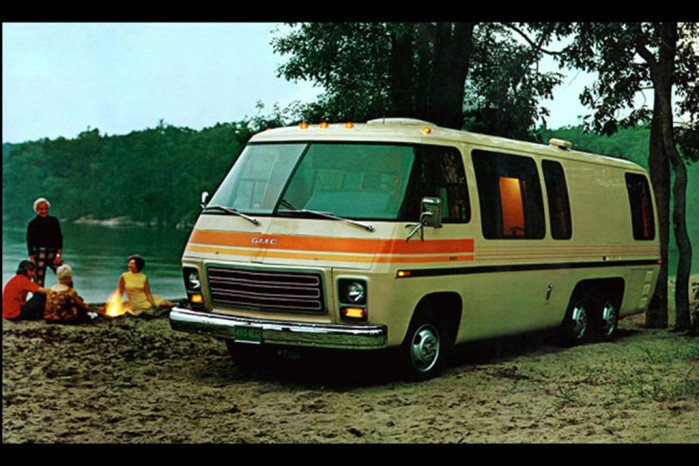 The GMC MotorHome