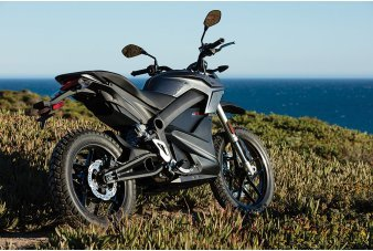 2017 Zero DSR Electric Motorcycle Review