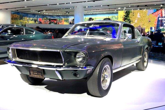 Original Steve McQueen Bullitt Mustang Uncovered After 50 years