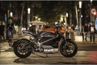 Harley-Davidson LiveWire Electric Motorcycle Price and Range Confirmed