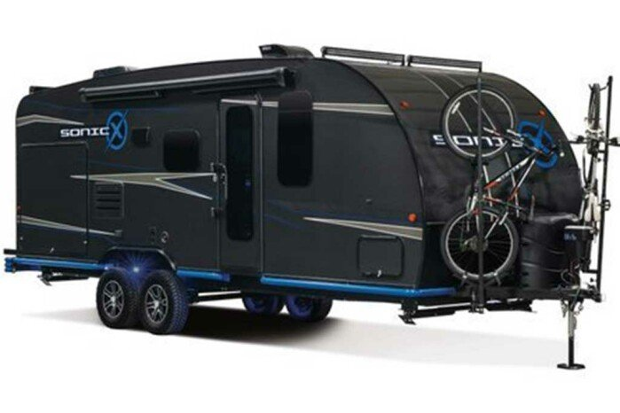 KZ Recreational Vehicles Debuts Lightweight, Sustainable New Sonic X Concept