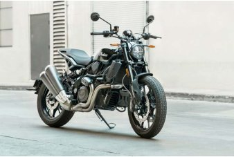 2019 Indian FTR 1200 Motorcycle Review
