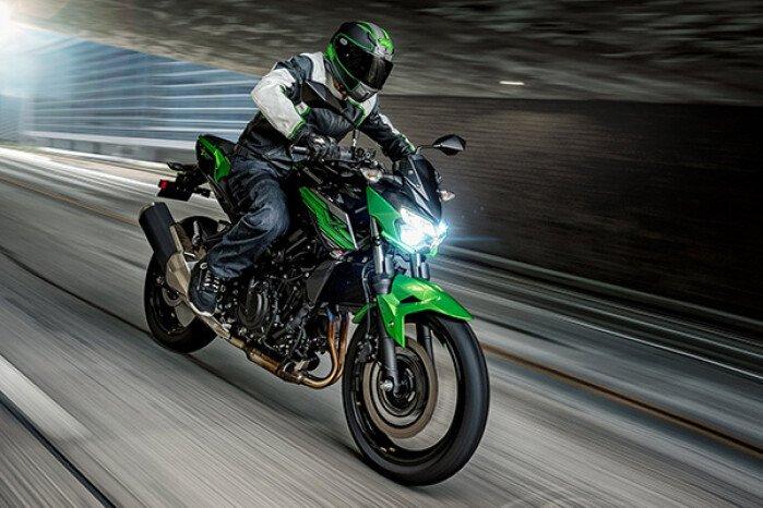 2019 Kawasaki Z400 Review
