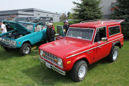 1966-77 Ford Bronco Collectors Guide
