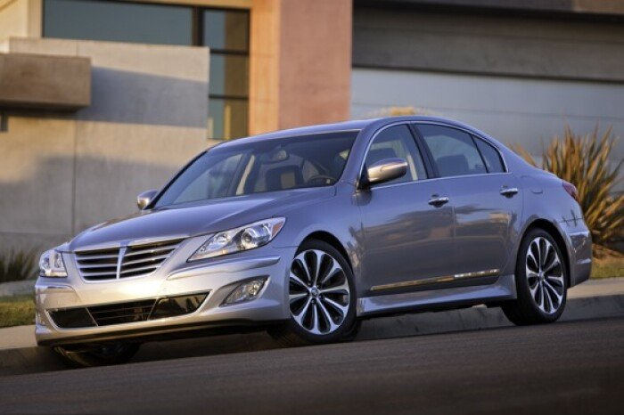 2012 Hyundai Genesis 5.0 R-Spec: First Drive