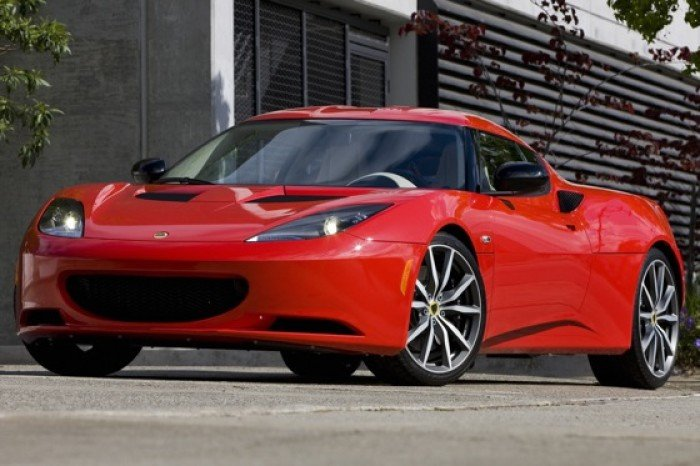 2012 Lotus Evora S - First Drive