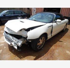 2003 Ford Thunderbird for sale 100290695