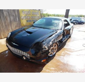 2002 Ford Thunderbird for sale 100291230