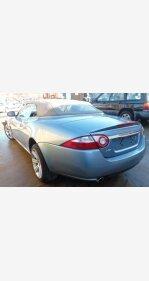 2007 Jaguar XK Convertible for sale 100291612
