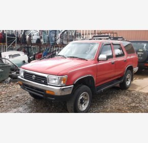 1993 Toyota 4Runner 4WD SR5 for sale 100293279