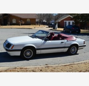 1986 Ford Mustang Classics For Sale Classics On Autotrader
