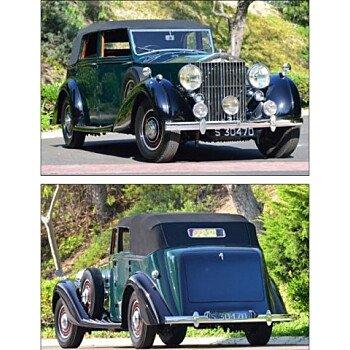 1939 Rolls-Royce Phantom for sale 100733761