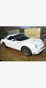 2002 Ford Thunderbird for sale 100738298