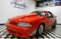 1987 Ford Mustang LX V8 Hatchback for sale 100747059
