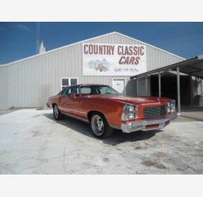 1977 Chevrolet Monte Carlo for sale 100748652