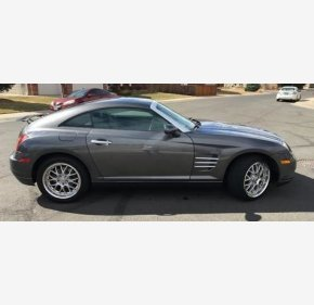 2004 Chrysler Crossfire Coupe for sale 100750059