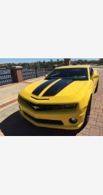 2010 Chevrolet Camaro SS Coupe for sale 100752277