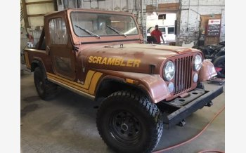 1981 Jeep Scrambler for sale 100753849