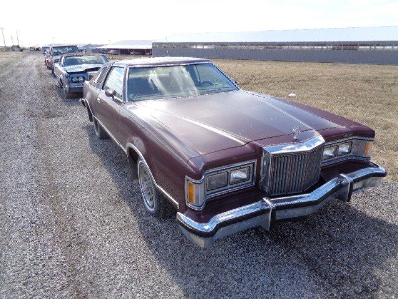 1979 Mercury Cougar Classics For Sale Classics On Autotrader
