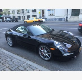 2012 Porsche 911 Carrera S Cabriolet for sale 100758894