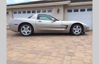 1999 Chevrolet Corvette Coupe for sale 100759941