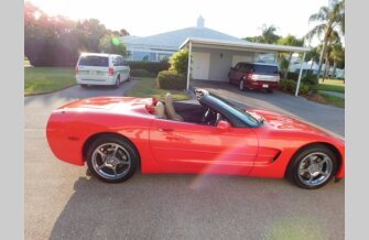 1999 Chevrolet Corvette Convertible for sale 100760328