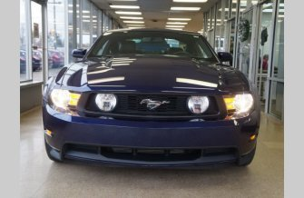 2012 Ford Mustang Coupe for sale 100761307