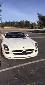 2012 Mercedes-Benz SLS AMG Roadster for sale 100762771