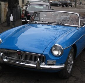 1978 MG MGB for sale 100762979