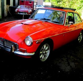 1971 MG MGB for sale 100765101