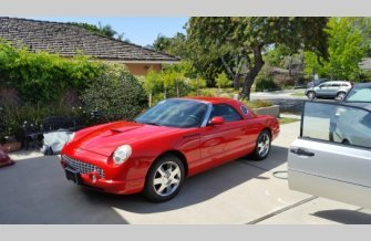 2002 Ford Thunderbird for sale 100767415