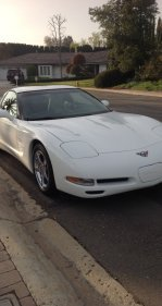 2004 Chevrolet Corvette Coupe for sale 100771690