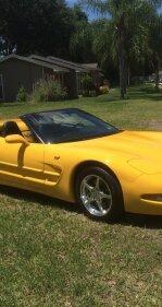 2003 Chevrolet Corvette Convertible for sale 100772747