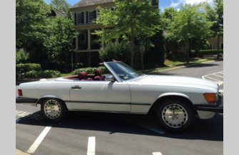 1988 Mercedes-Benz 560SL for sale 100772806