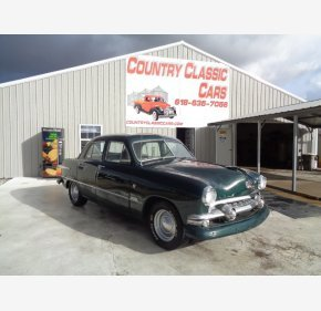 1951 Ford Custom for sale 100772964