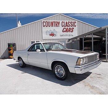 1980 Chevrolet El Camino for sale 100772982