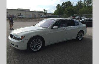 2008 BMW 750Li for sale 100781181