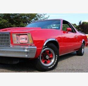 1979 Chevrolet El Camino for sale 100781752