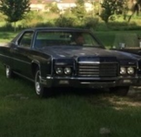 1972 Lincoln Continental for sale 100785347