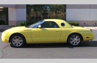 2002 Ford Thunderbird for sale 100785420
